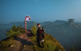 The Witcher 3: Wild Hunt - Holiday Contest 2015