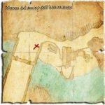 Venetica - Mappa del tesoro dell'Innominato