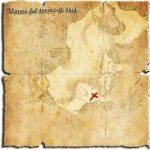 Venetica - Mappa del tesoro di Jack