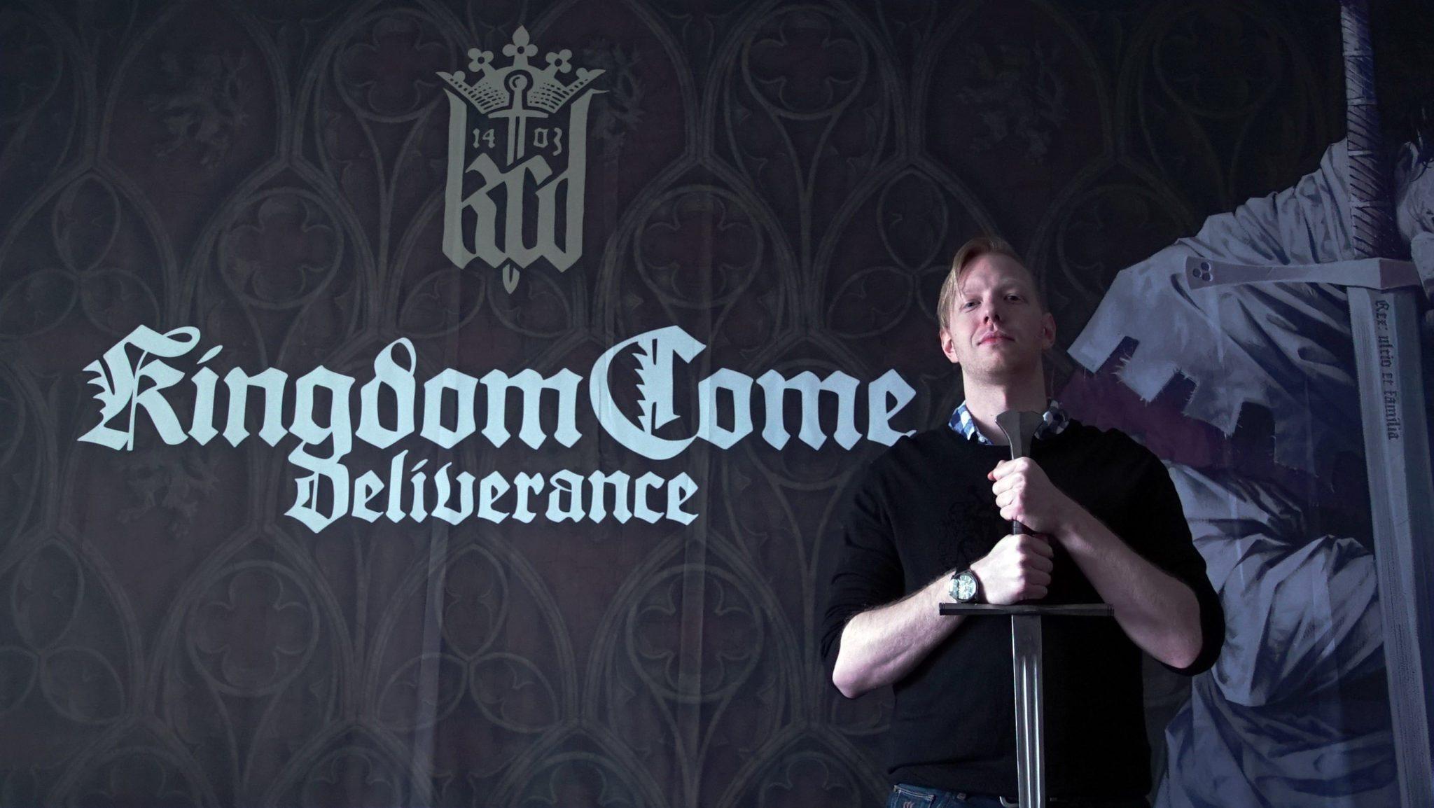 Kingdom Come: Deliverance – Tobi intervista