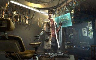 Deus Ex: Mankind Divided - Trailer 101