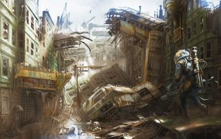 Fallout 4 - Modalità Survival