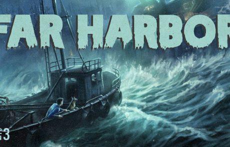 Recensione Fallout 4 Far Harbor