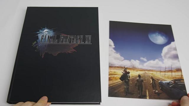 Final Fantasy XV – Guida ufficiale
