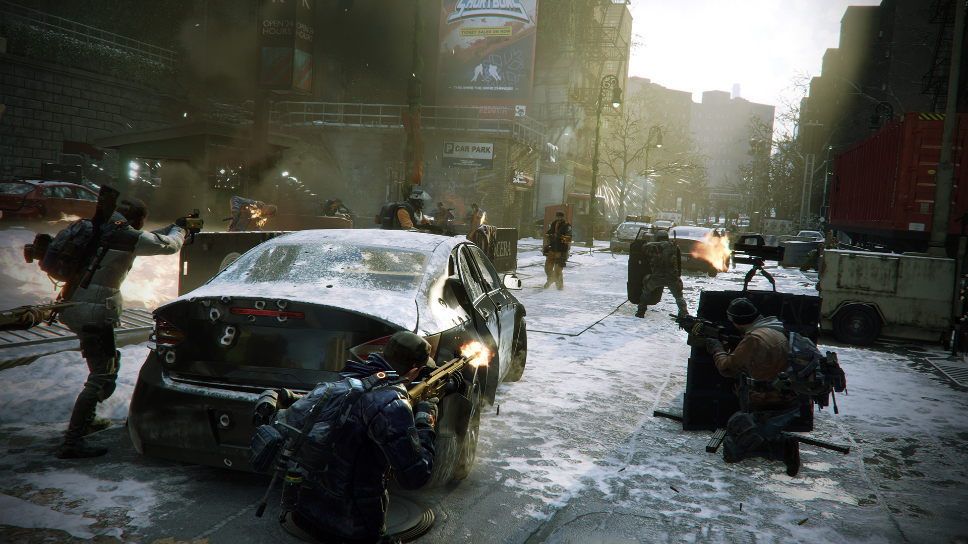 Tom Clancy's The Division – patch 1.6