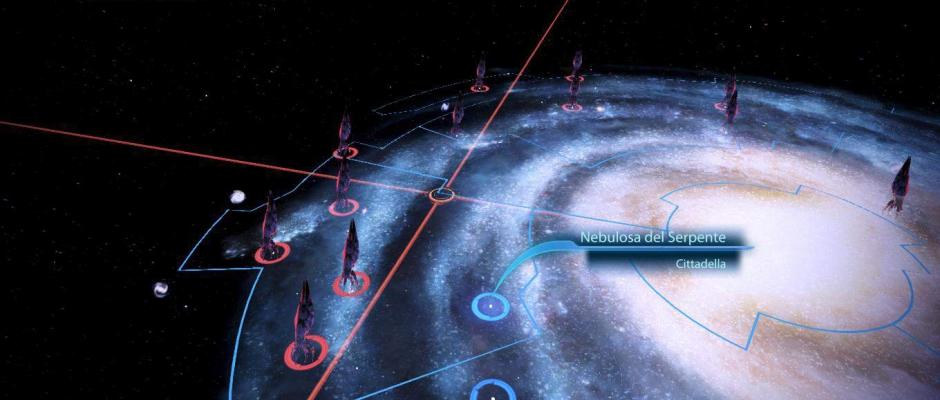 Il sistema di esplorazione è simile a quanto visto in Mass Effect 2.