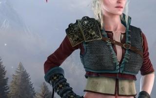 The Witcher 3 WH - DLC Ciri alternative look
