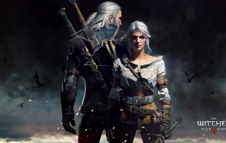 The Witcher 3: Wild Hunt - Geralt e Ciri