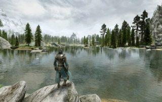 Skyrim - mod UnrealSkyrim