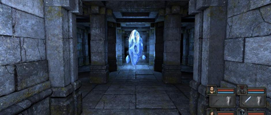 Vedete questo Cristallo? Dovrete sudare per trovarne uno in ogni livello di gioco, ma il sollievo che procura la loro vista ripaga a pieno lo sforzo.