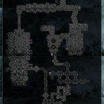La mappa de La Tregua dei Morti.