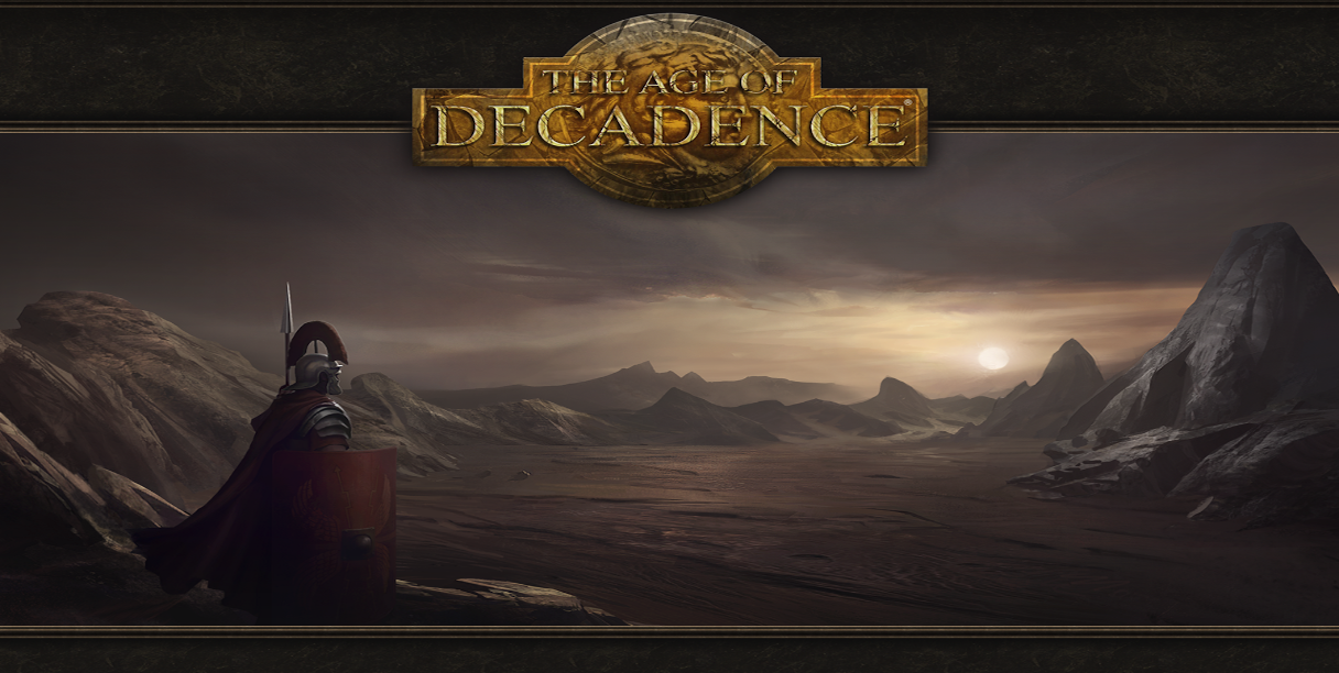 Age of Decadence banner