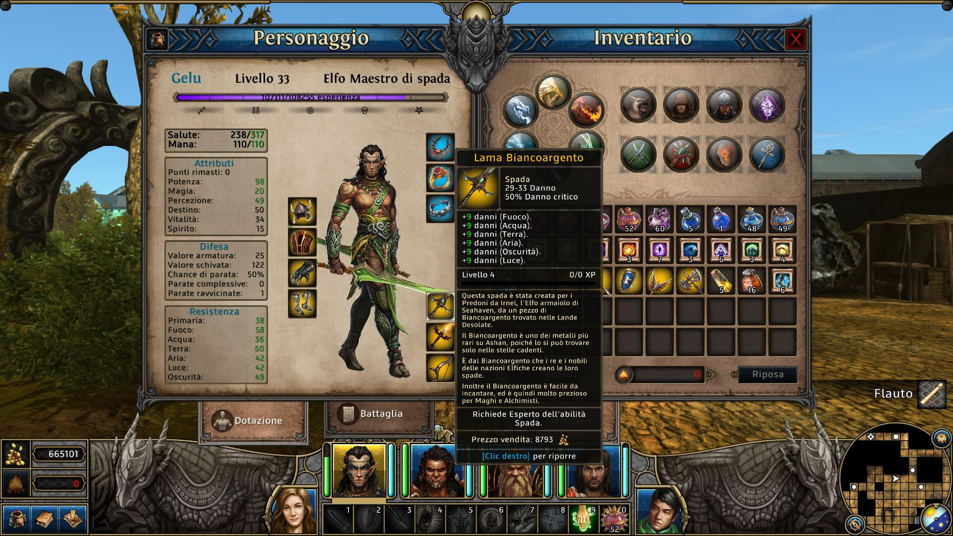 Might  and  Magic X 06