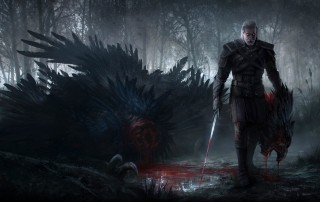 Witcher 3 Grifone Morto