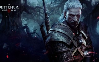 The Witcher 3 Wild Hunt - Geralt di Rivia