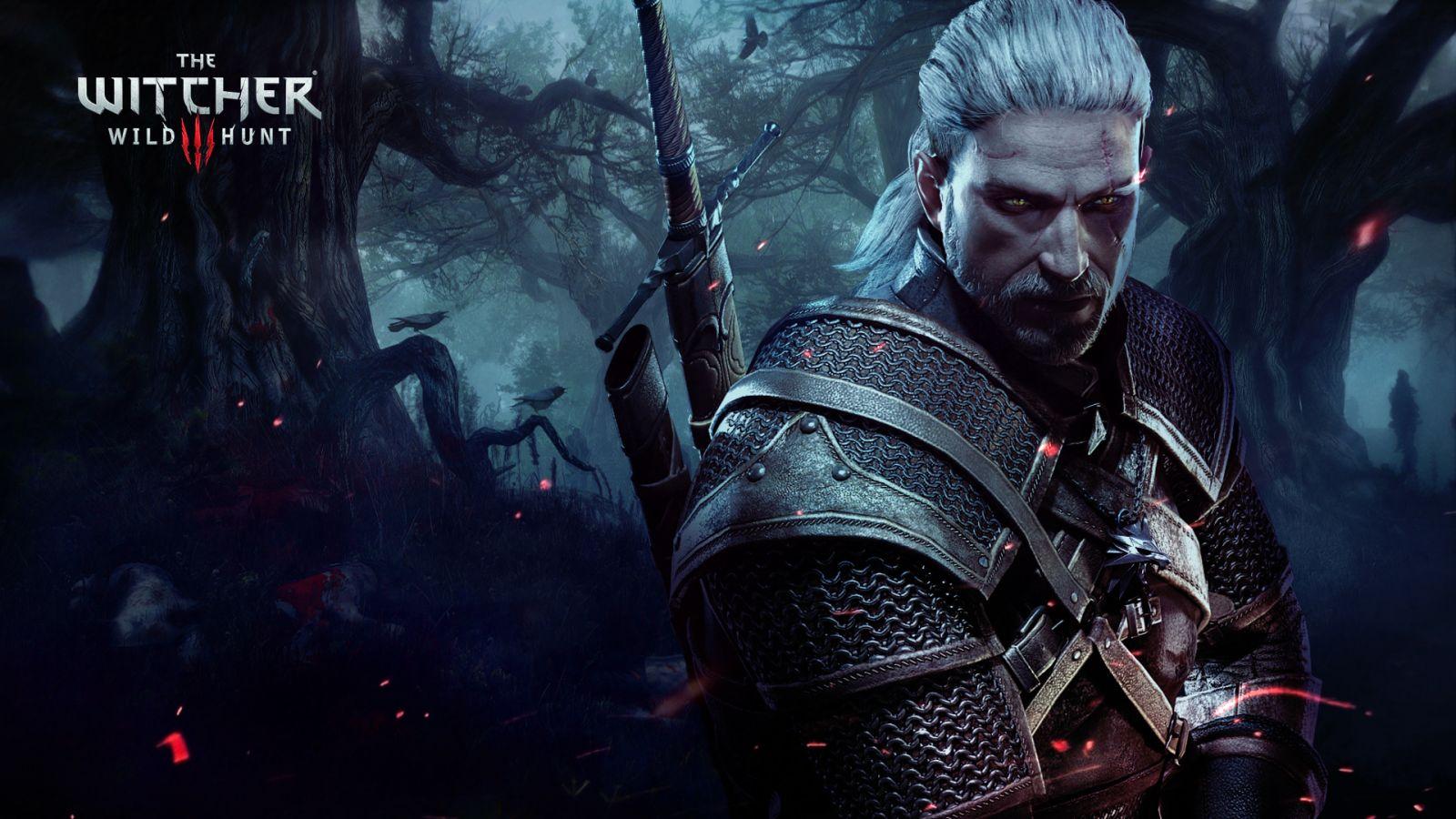 The Witcher 3 Wild Hunt - Geralt di Rivia
