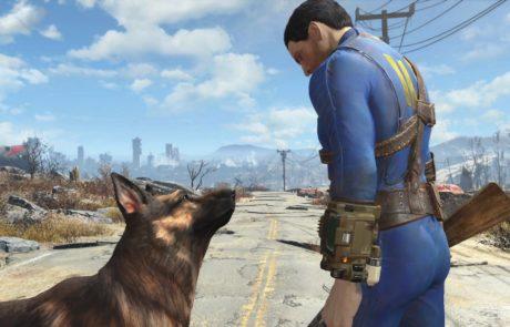Fallout 4 - Prime immagini