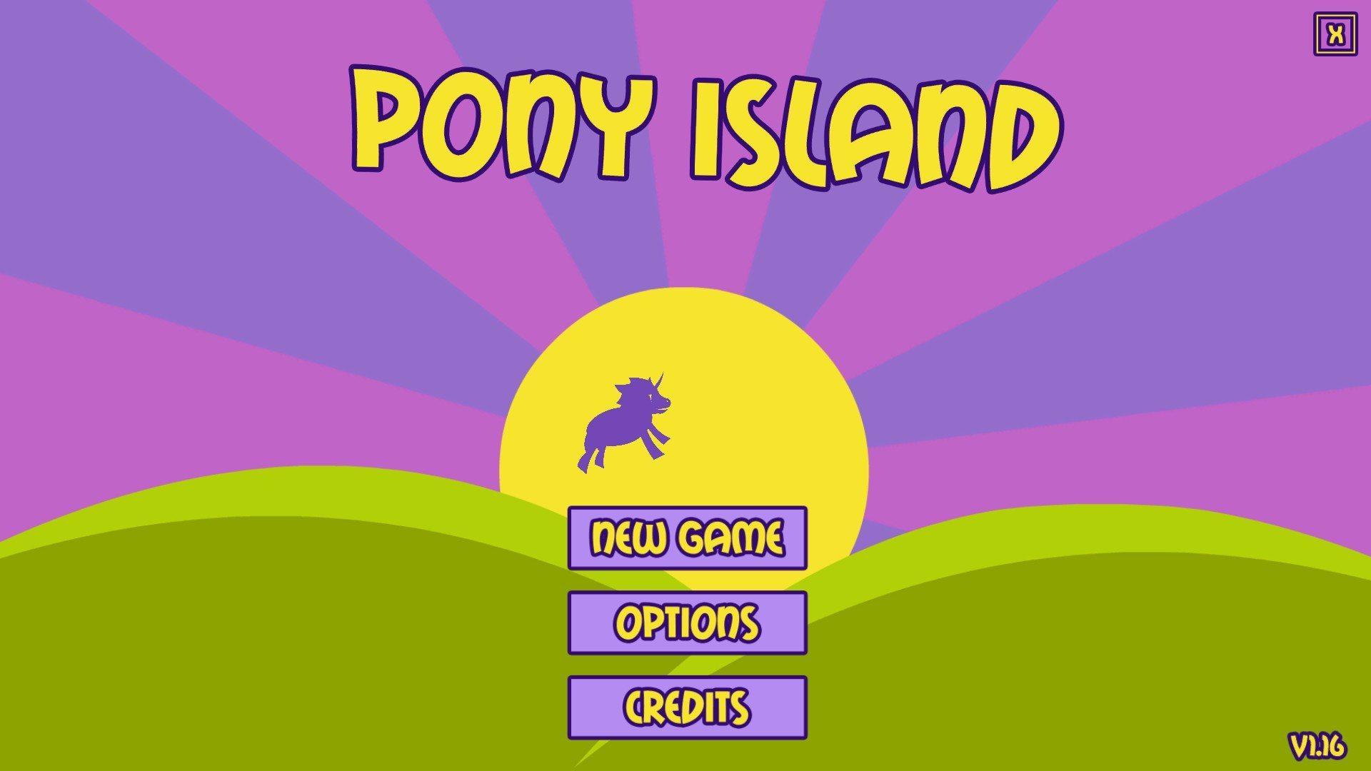 Traduzione Pony Island