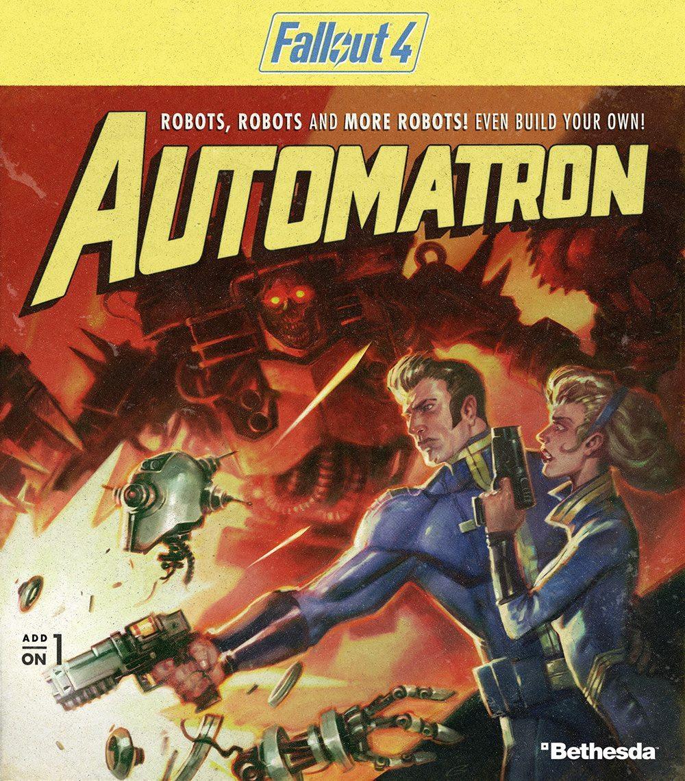 Automatron - locandina