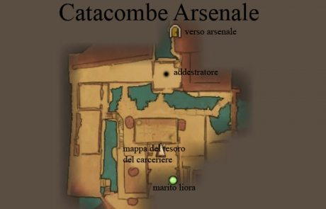 Venetica - Catacombe Arsenale
