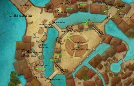 Venetica - città esterna