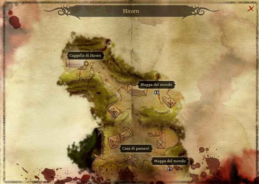 Dragon Age Origins: Haven