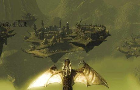 Fortezza Volante di Kali