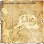 Venetica - Mappa del tesoro della famiglia Castello
