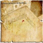 Venetica - mappa del tesoro di Re Draco
