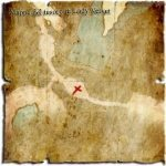 Venetica - Mappa del tesoro di Lady Velvet