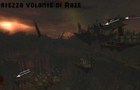 Fortezza Volante di Raze