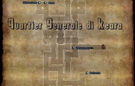 Enigma della Fortezza Volante di Keara
