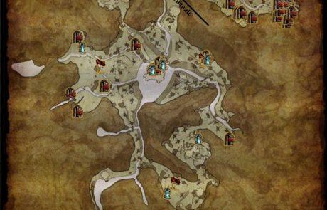 Villaggio iniziale di Vallerotta