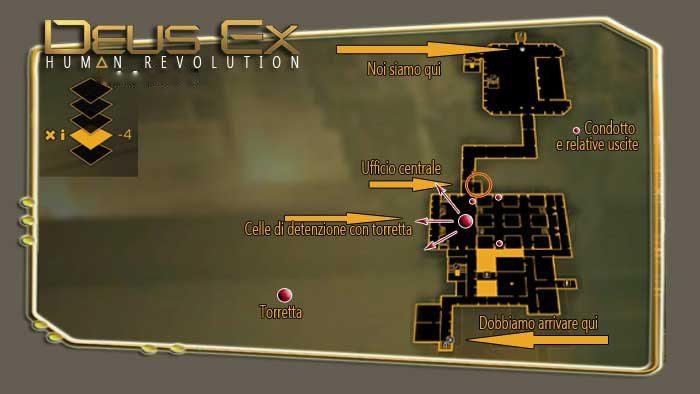 Detroit: Deus Ex Human Revolution