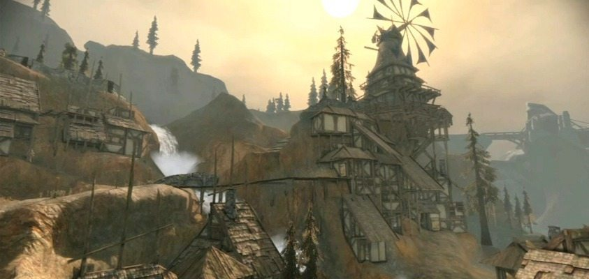 Dragon Age Origins - Redcliffe