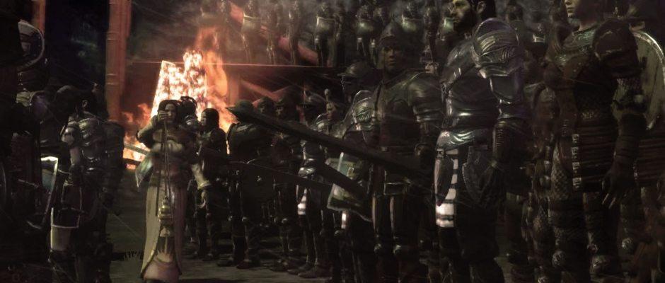 Dragon Age Origins: Ostagar