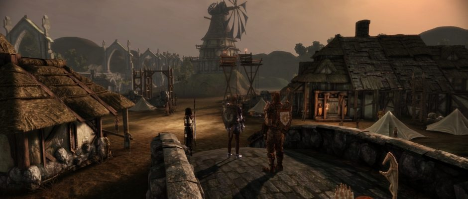 Dragon Age Origins: Lothering