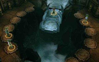 Dragon Age Origins : Tempio elfico