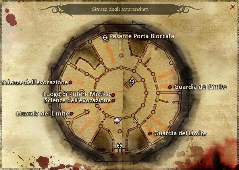 Dragon Age Origins: Torre del Circolo