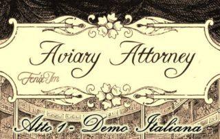 Aviary Attorney-FenixTM