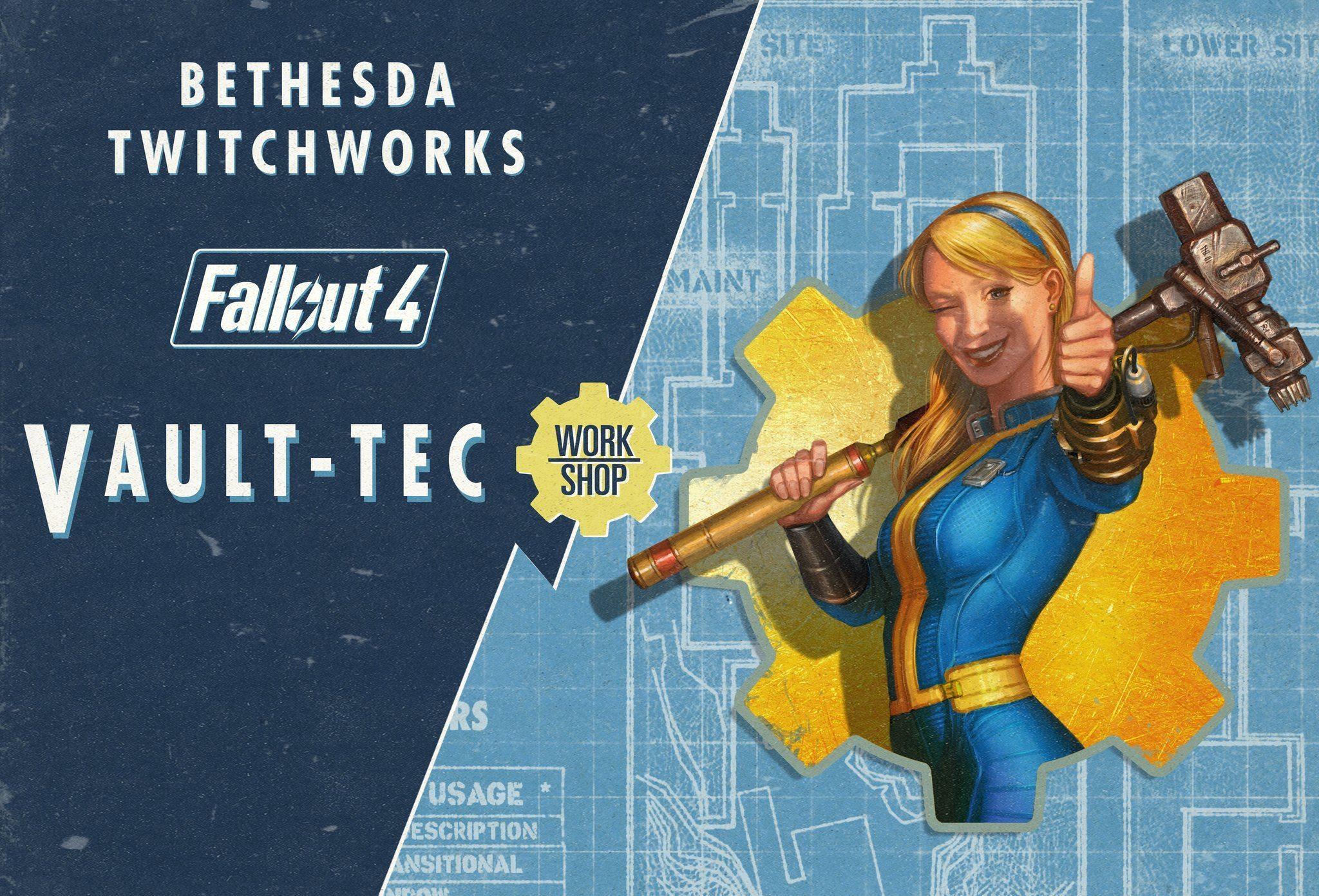 Fallout 4 – Vault-Tec Workshop