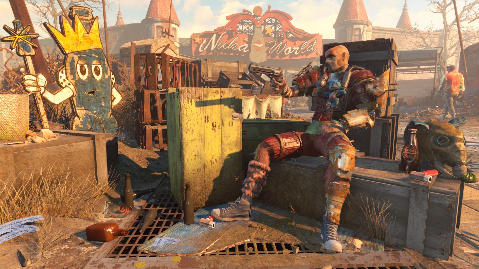 Fallout 4  – Nuka World
