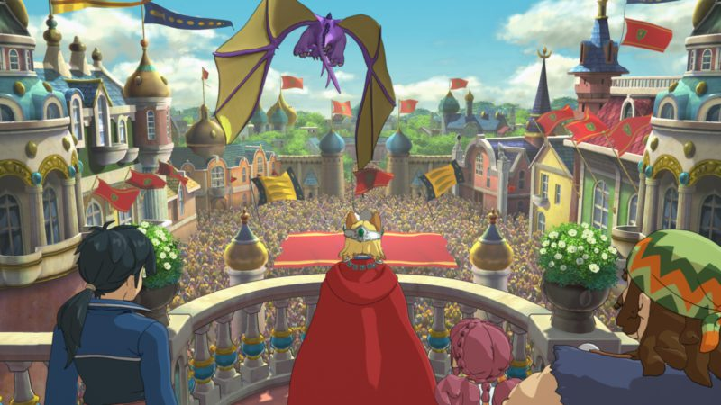 Ni no Kuni II: Revenant Kingdom rinviato a gennaio 2018