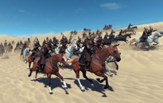 Mount and Blade II: Bannerlord - PC Gamer magazine