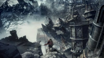 Dark Souls 3: The Rigned City