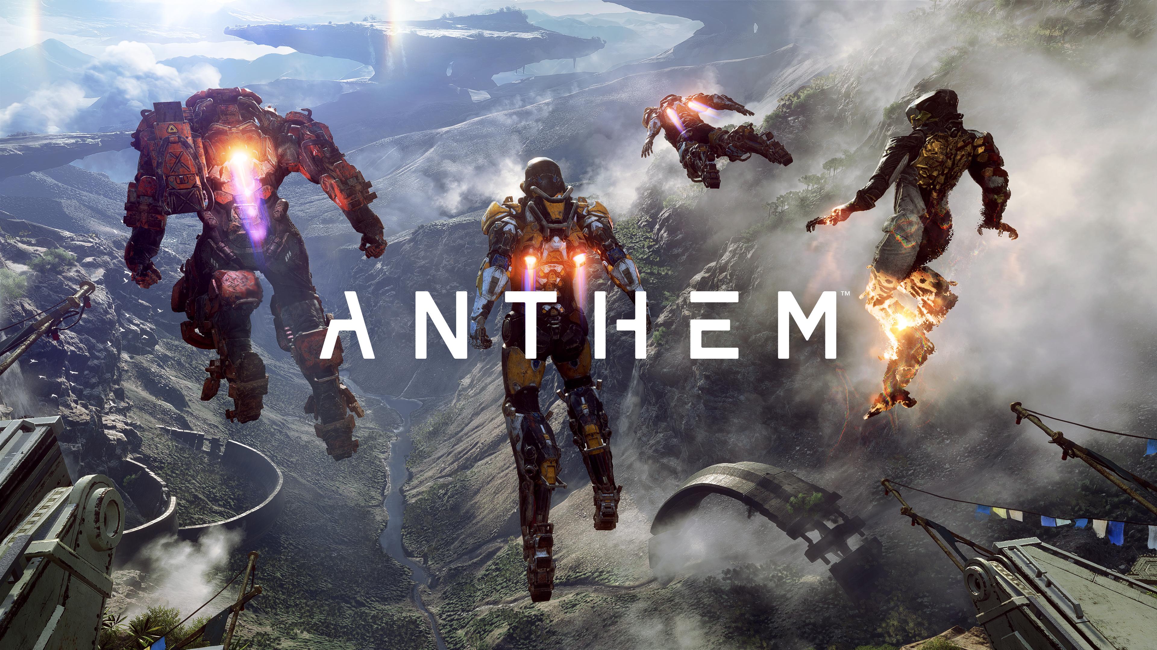Anthem- BioWare