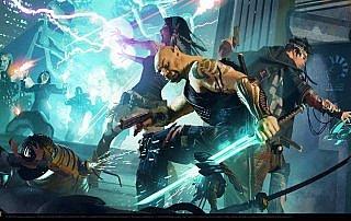 Shadowrun - copertina