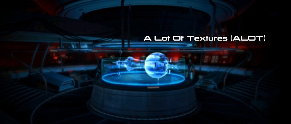 Mass Effect - ALOT