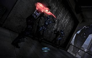 Mass Effect - ALOT - Melee