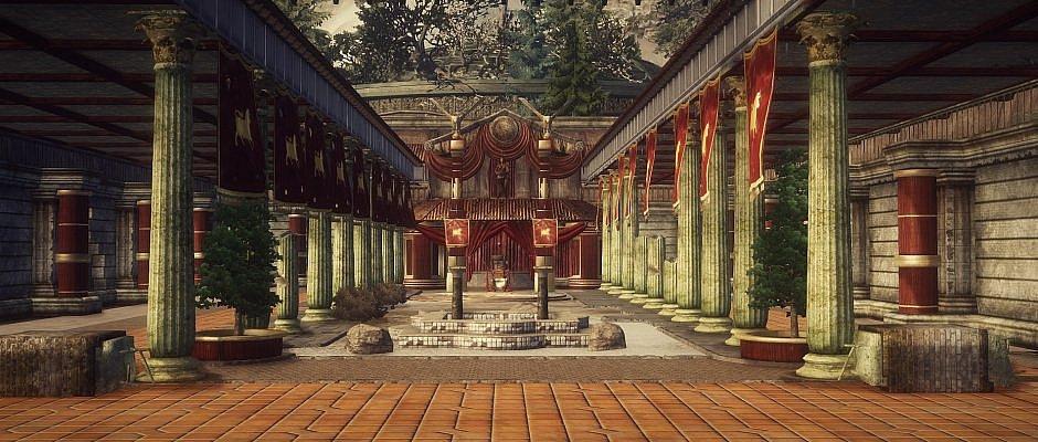 new california palace